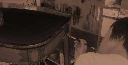 Card Table - Stevens Furniture Restoration