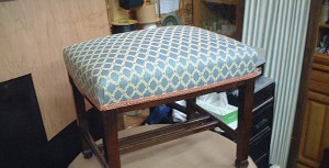 Upholstery Stevens Furniture Restoration London