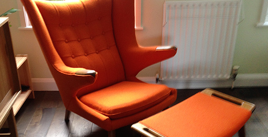 Upholstery Stevens Furniture Restoration London
