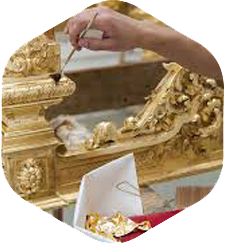 gilding - stevens-furniture-london