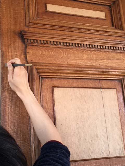 RESTORATION OF PERIOD DOORS – CHELSEA